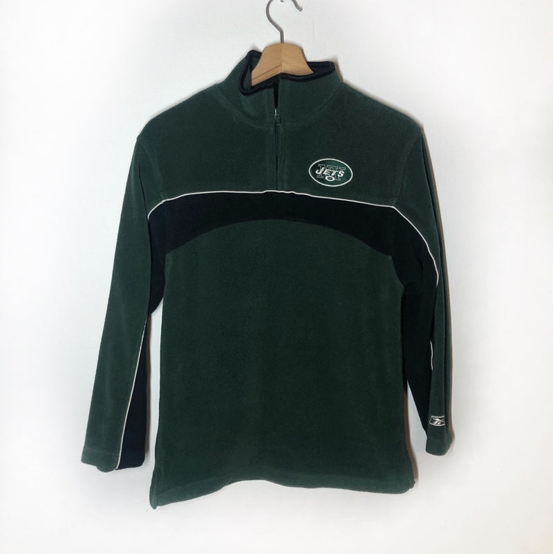 Jets Half-Zip Fleece