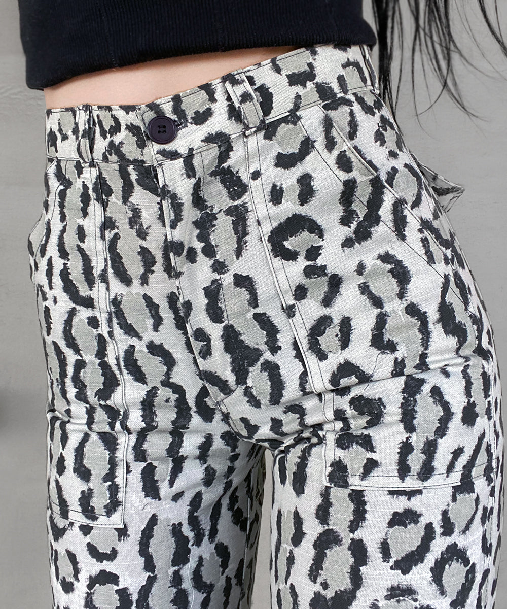OG-107 Utility Pants: Snow Leopard | Made To Order