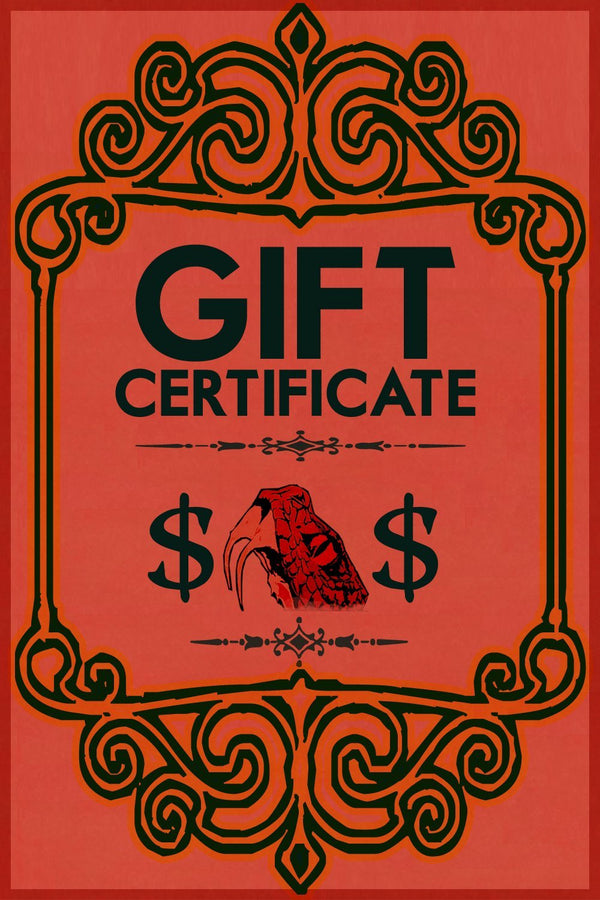 Backbite Gift Vouchers