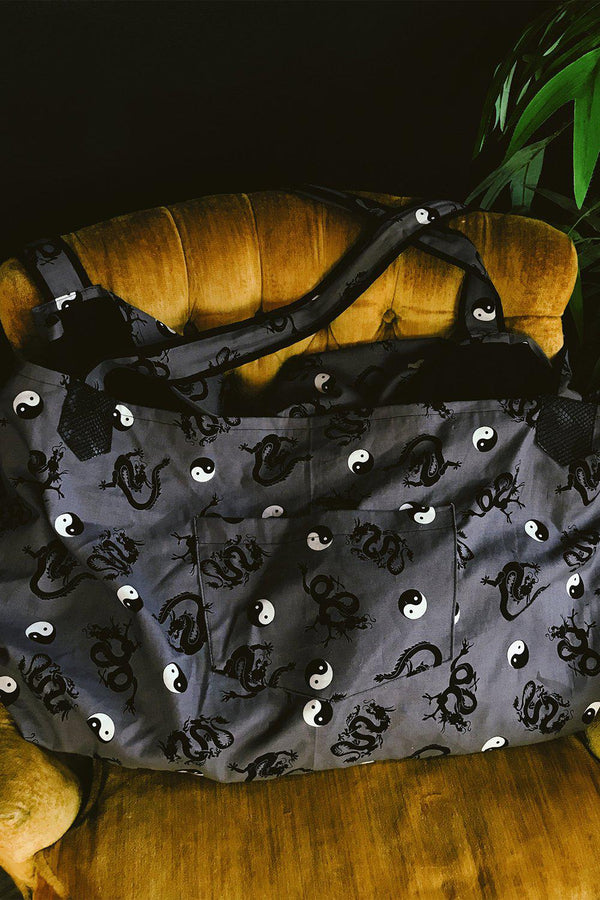 The Dragon Yin Yang Bag