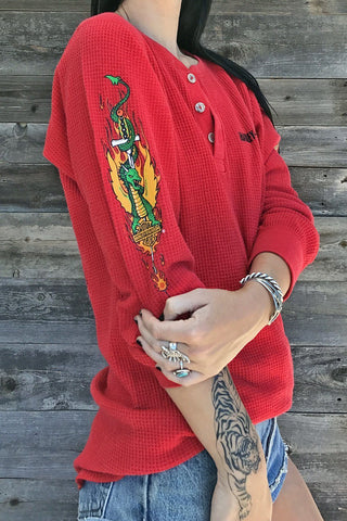 Electric City Thin 'N Soft Dragon Sleeve 50/50 Harley Thermal