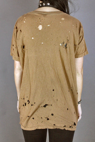 Military Issued Vintage Destroyed Soft Tee