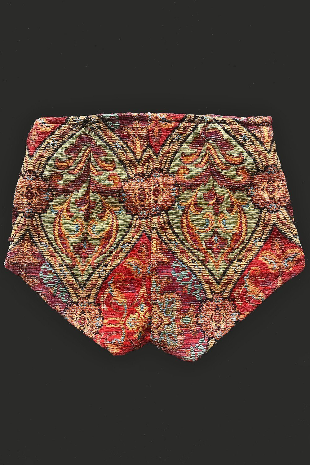 Eye Of The Tiger Tapestry Shorts (In Stock Now!)