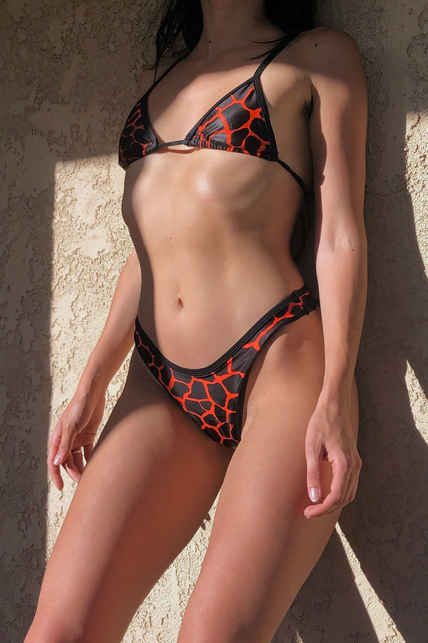 Fire Starter Bikini in Wild Animal
