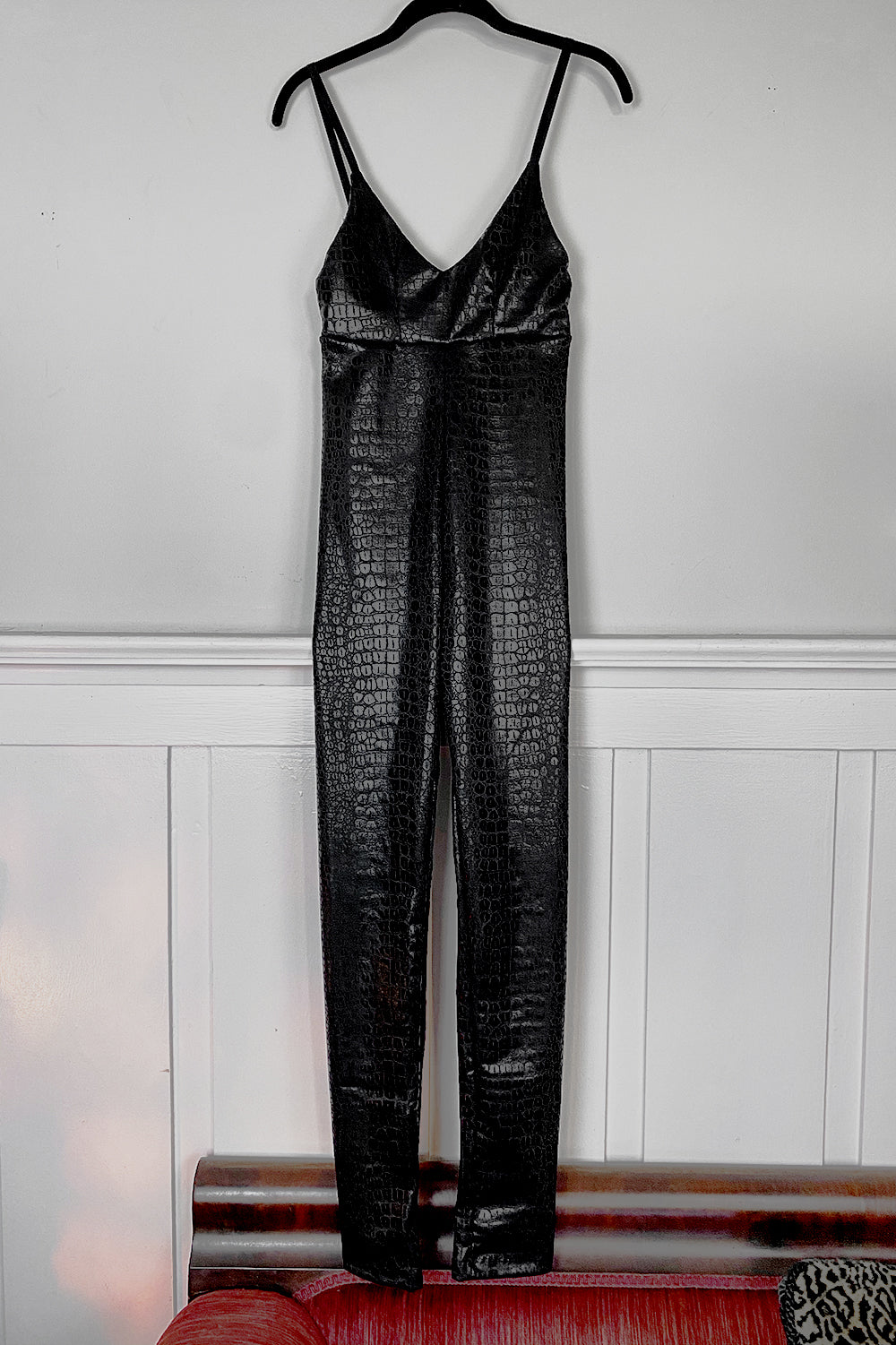 Onyx Cobra Jumpsuit | Made To Order