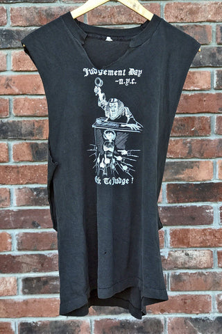 Judgement Day NYC Paper Thin Tee