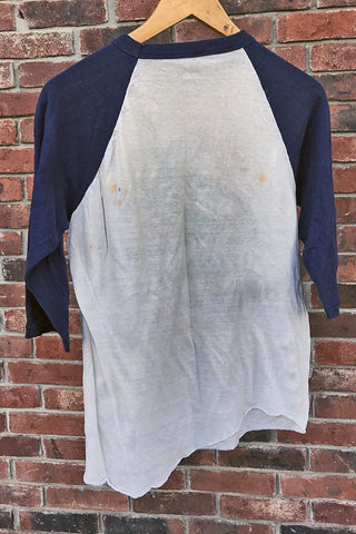 Grab A Heiney Thrashed, Soft, 'N Thin Baseball Tee