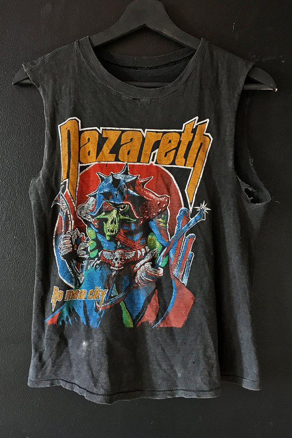 Paper Thin Double-Sided Nazareth Tee