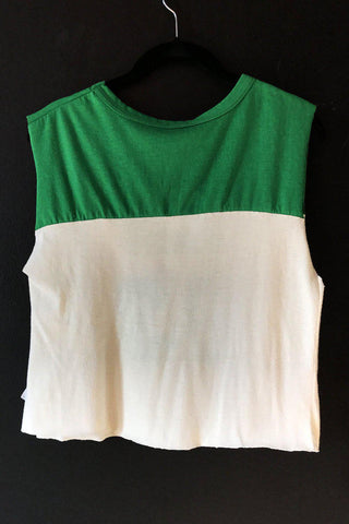 "1980s ""Got A Stiffie? Wear A Jiffie!"" Sleeveless Tee"