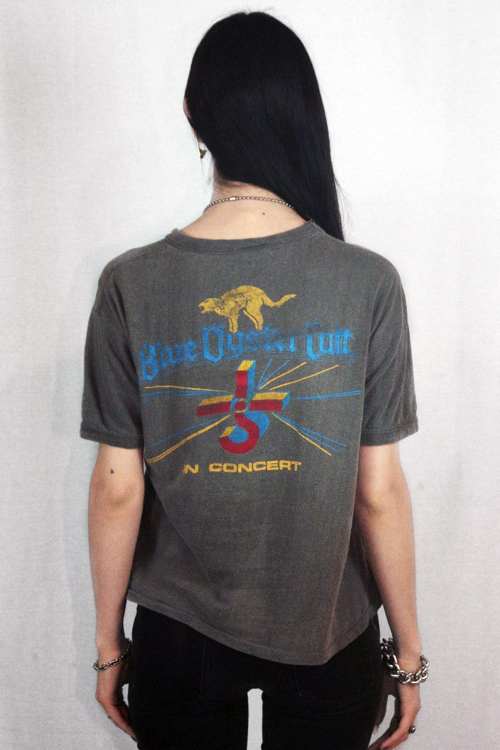 Blue Öyster Cult Double-Sided Reaper Tour Tee