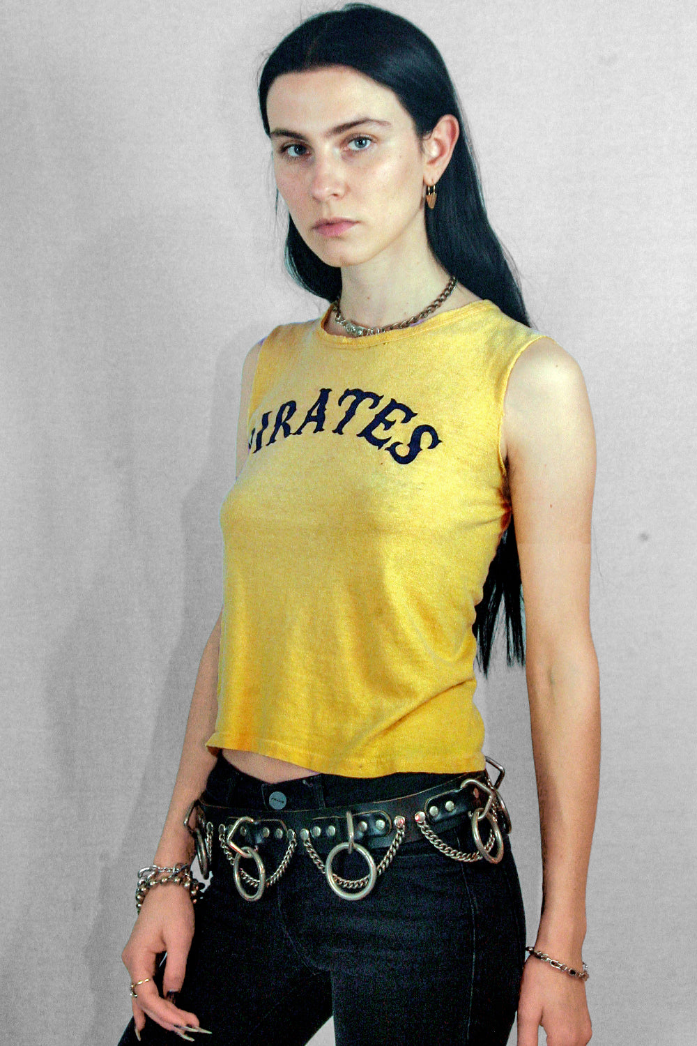 Vintage Thin & Slinky PIRATES Tee