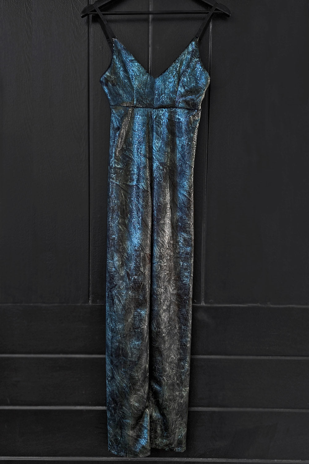 Blue Dragon Jumpsuit | In Stock