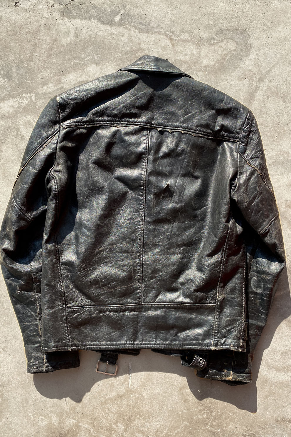 Vintage Leather Jacket II