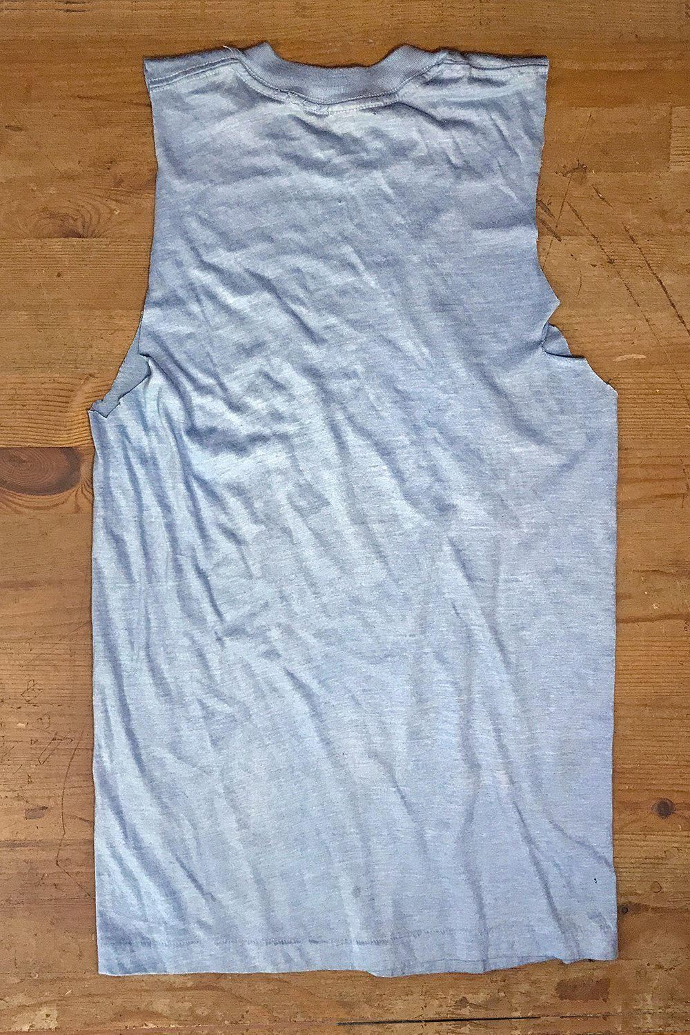 Vintage Single-Stitched Jasper Wrath Muscle Tee, Tops, BACKBITE, BACKBITE