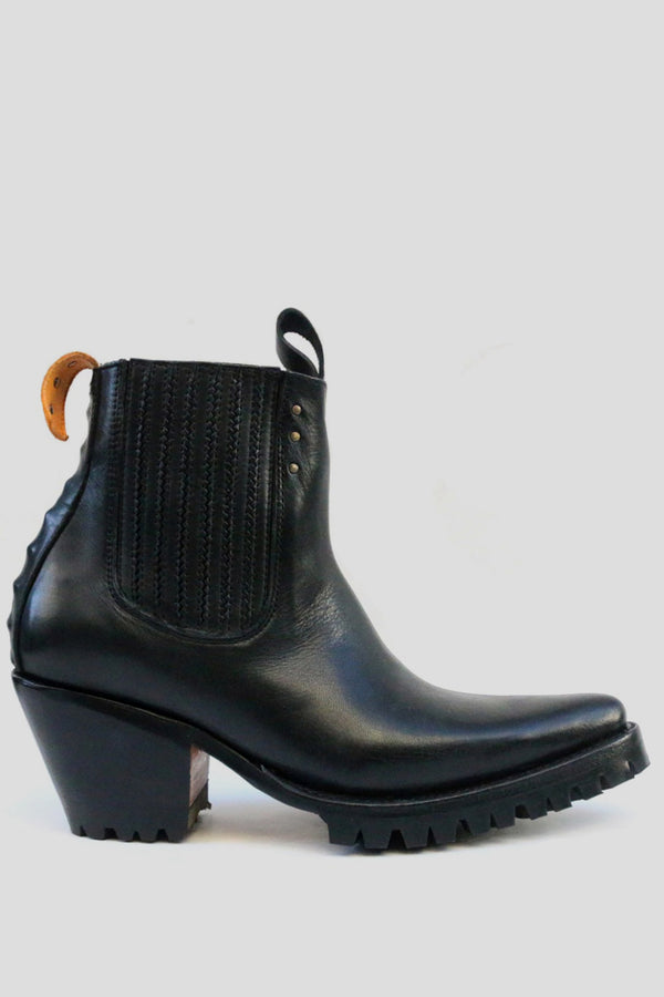No. 1001 Freeway Chelsea Boot Sigil Alta by PSKaufman・Size 8.5, shoes, pskaufman, BACKBITE