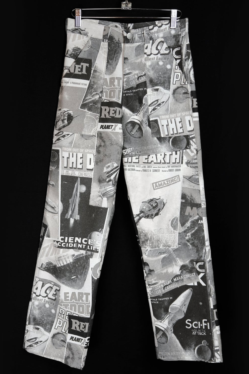 OG-107 Utility Pants: Sci Fi | Made To Order