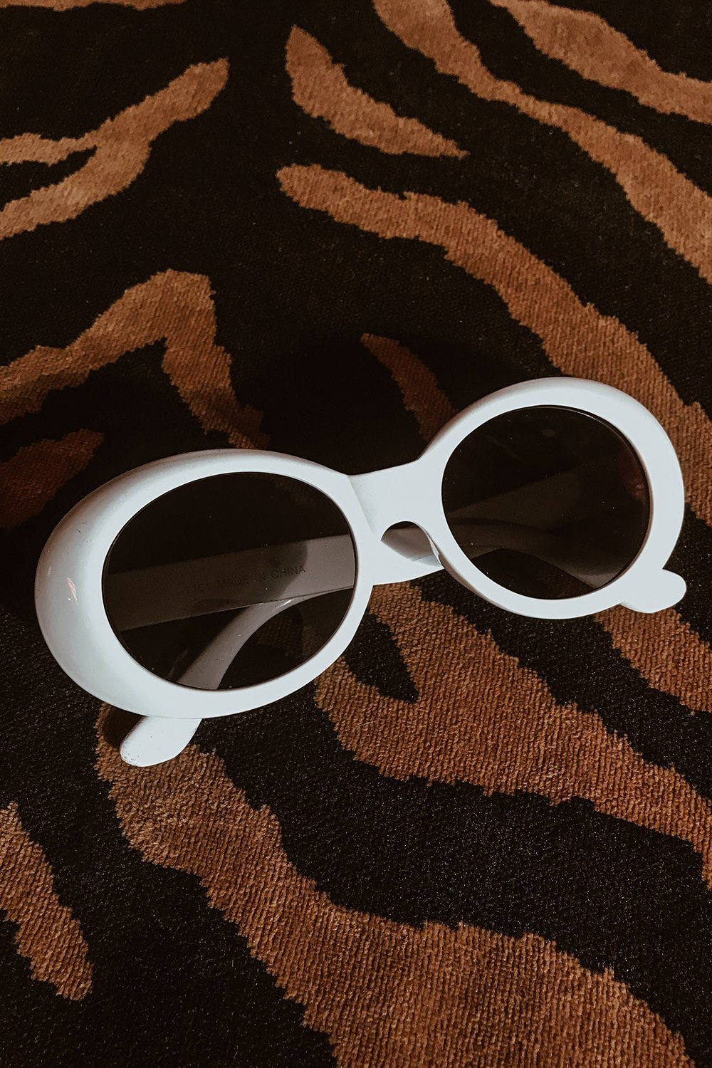 White Light White Heat Sunglasses