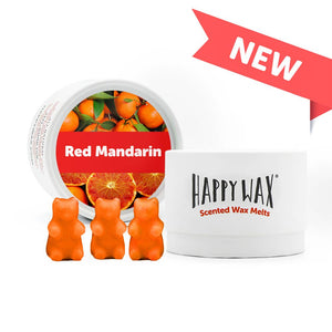 *New* Red Mandarin Wax Melts