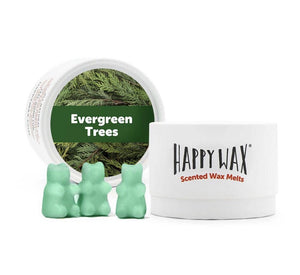 Evergreen Trees - Eco Tin