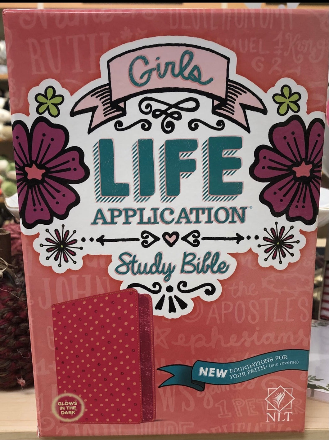 Girls Life Application Study Bible