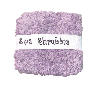 Spa Shrubbie - Lavender Dream