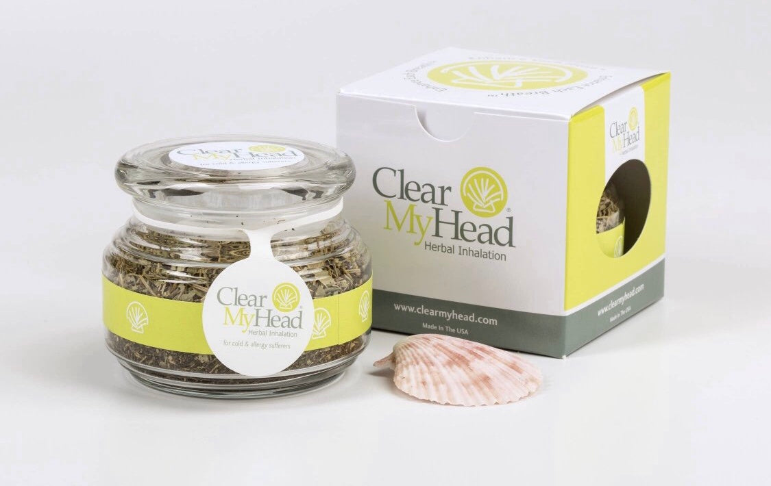 Clear My Head Jar