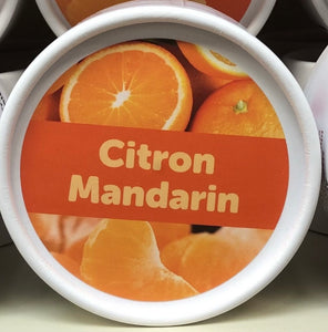 Citron Mandarin - Eco Tin