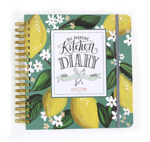 The Keepsake Kitchen Diary - Whimsical Lemons