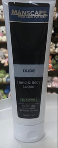 2 oz Lotion - Dude