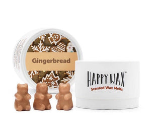 Gingerbread Wax Melts - Eco Tin