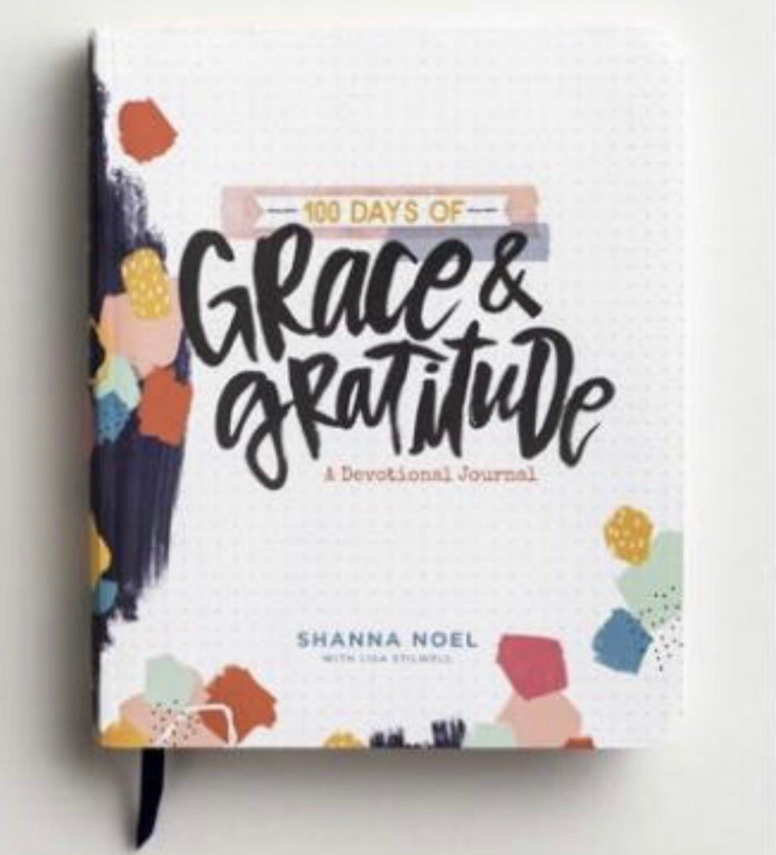 100 days of Grace & Gratitude by Shanna Noel