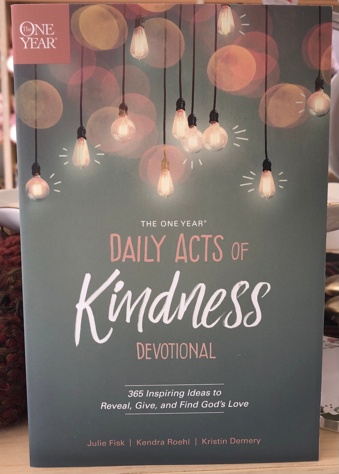 The One Year - Daily Acts of Kindness Devotional