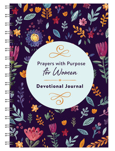 Prayers with Purpose for Women - Devotional Journal