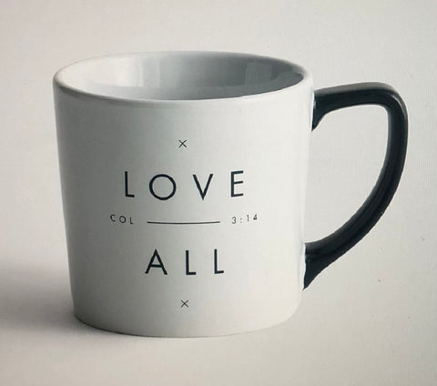 Candace Cameron Bure - Love Over All - Ceramic Mug