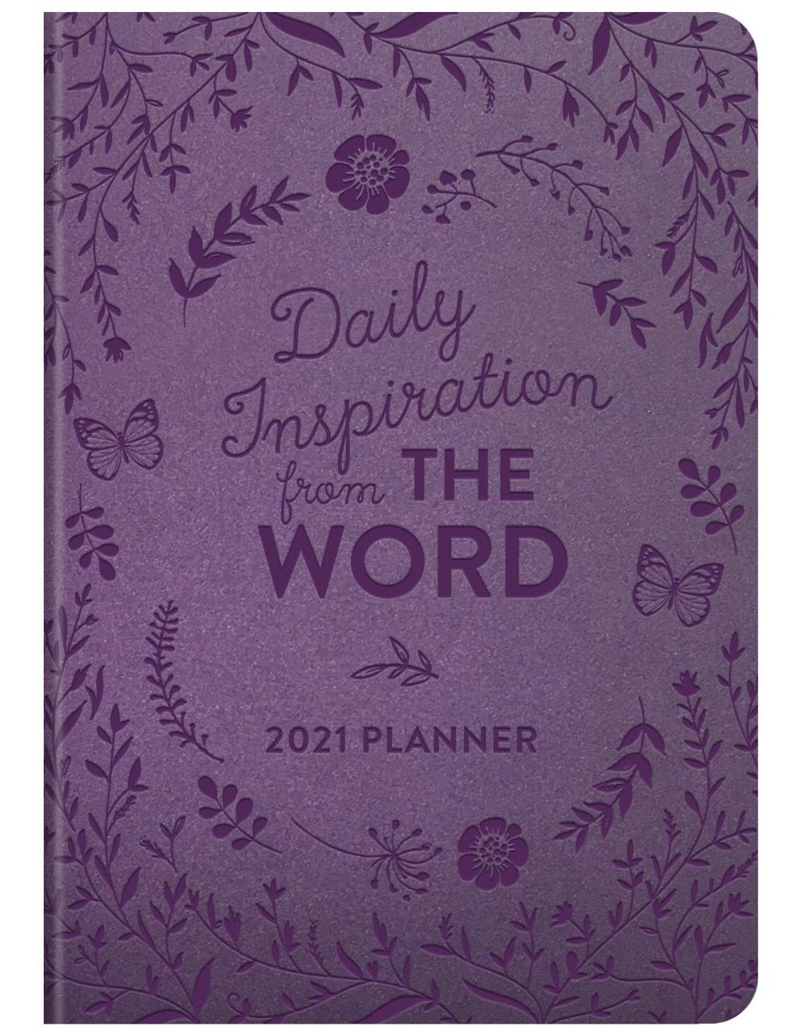 Daily Inspiration from The Word 2021 Planner