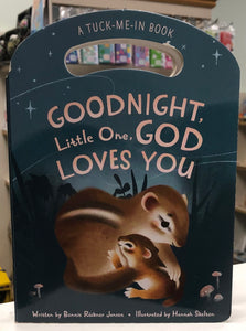 Goodnight Little One Board Book w/Handle
