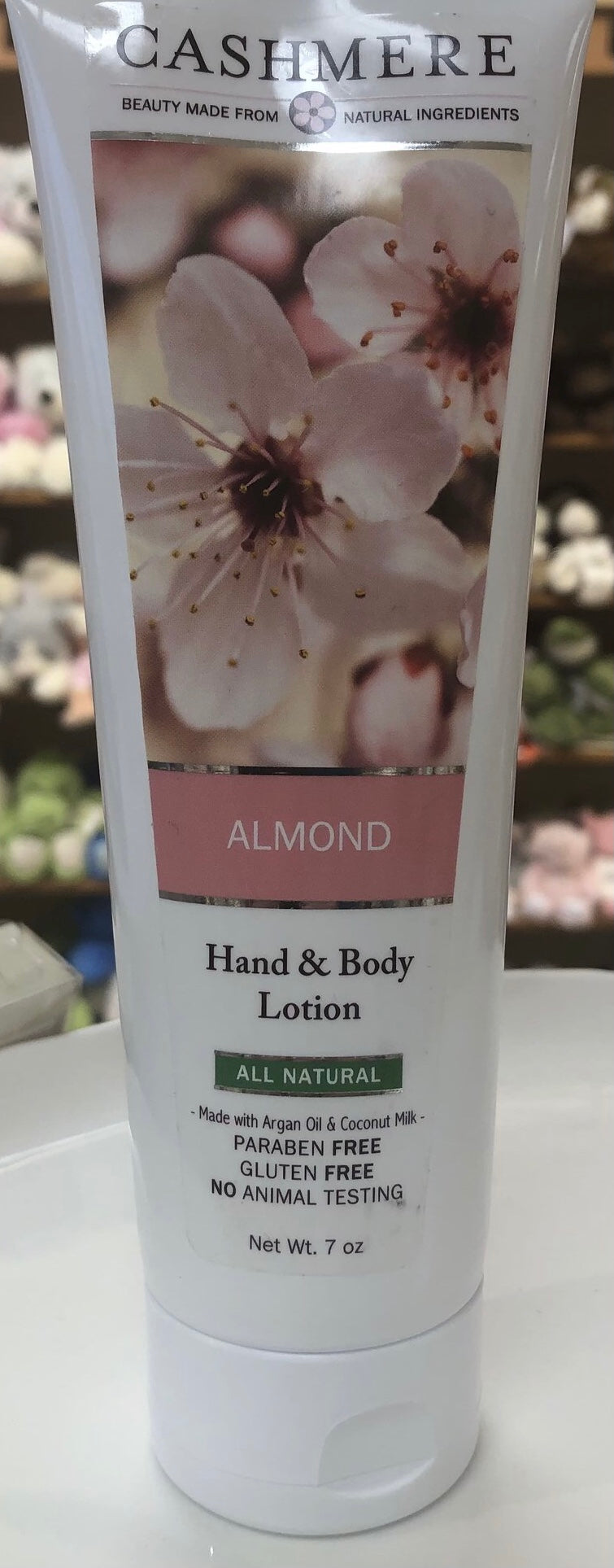 2 oz Lotion - Almond