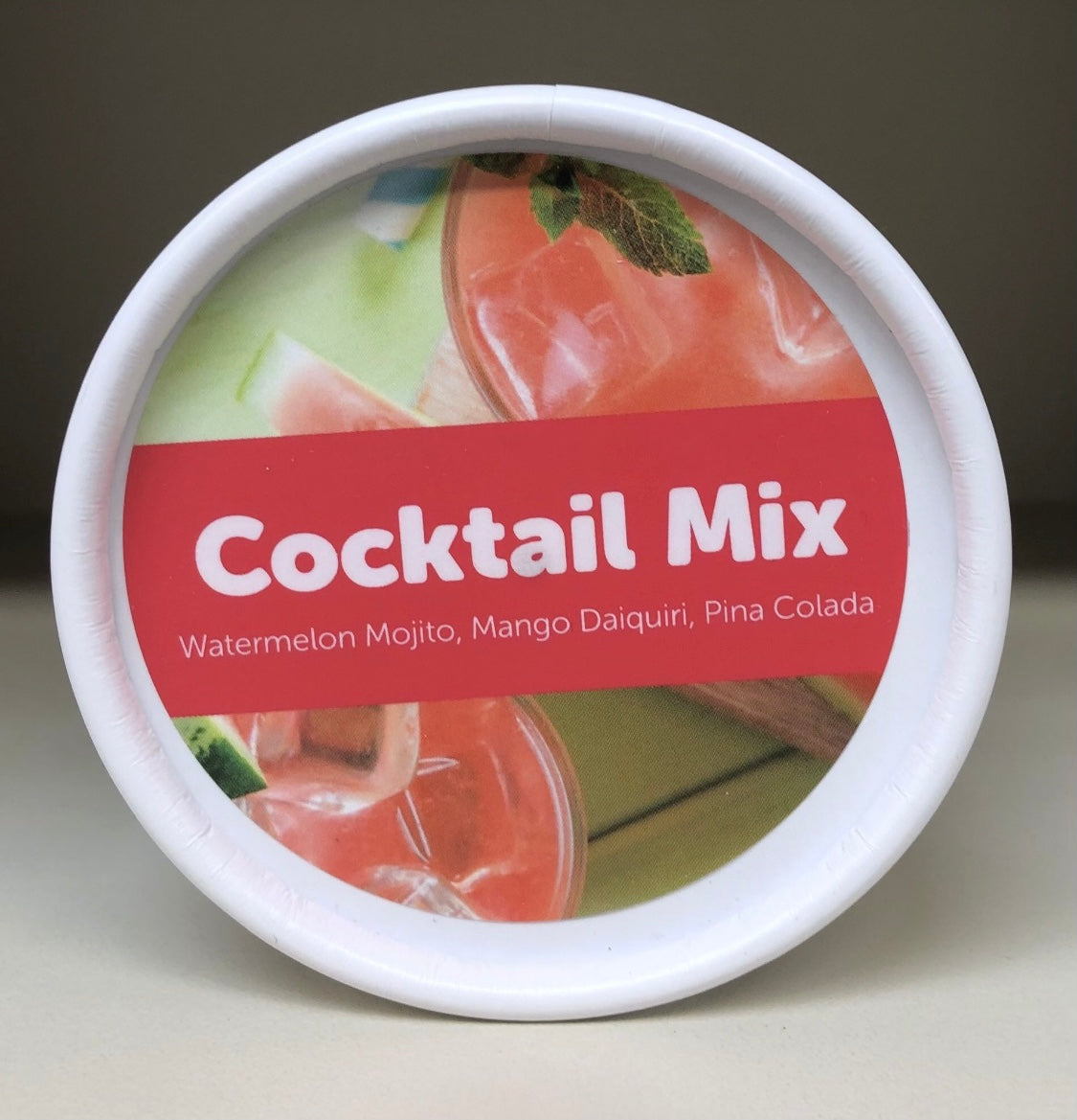 Cocktail Mix - Eco Tin