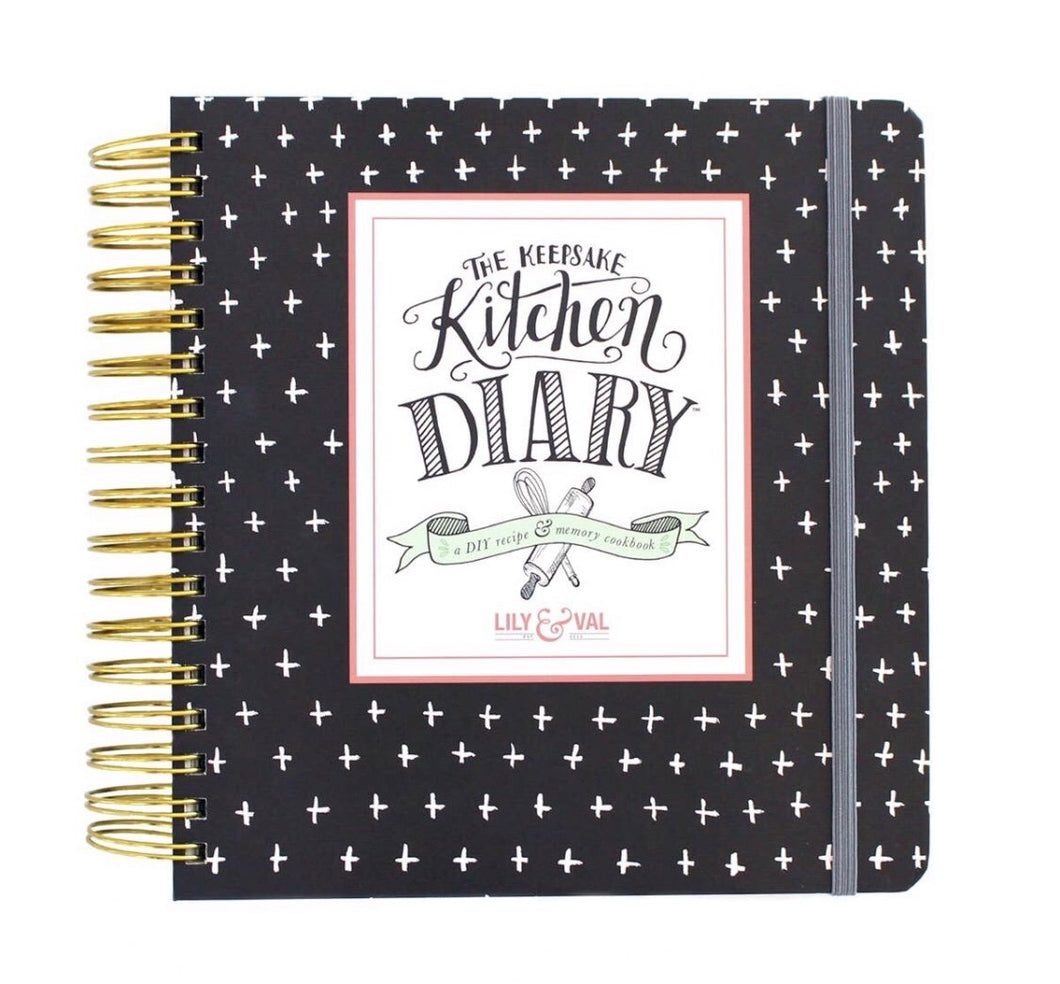 The Keepsake Kitchen Diary - Classic