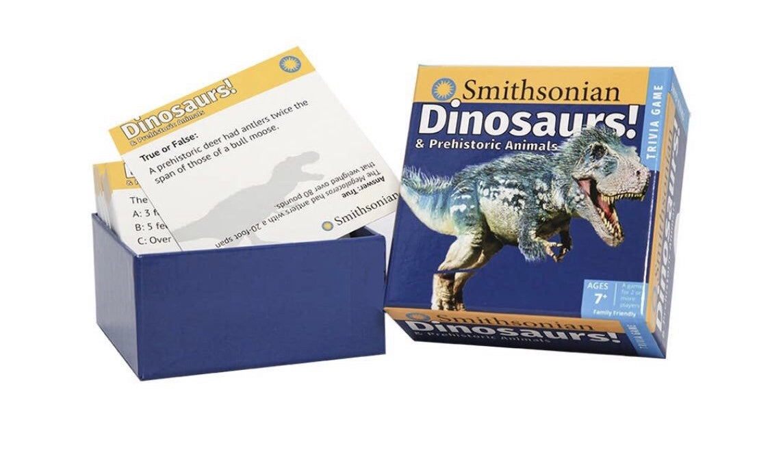 Smithsonian Dinosaurs & Prehistoric Animals