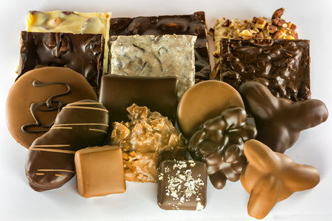 Best sellers and employee favorites - Mouses Chocolates & Coffees