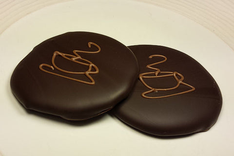 Dark Coffee Toffee - Mouses Chocolates & Coffees