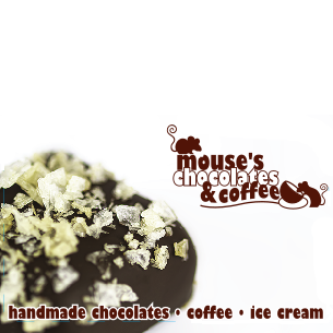 Gift Cards for use in online store - Mouses Chocolates & Coffees