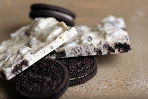 White Chocolate Oreo Bark