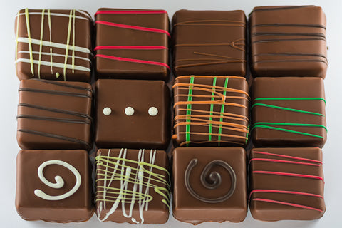 Assorted Milk Chocolate Truffles - Mouses Chocolates & Coffees