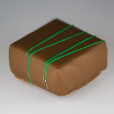 Milk Chocolate Mint Truffle - Mouses Chocolates & Coffees