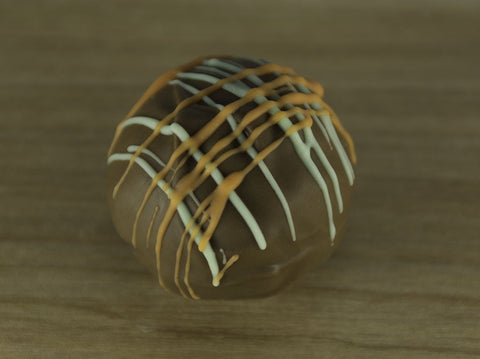 Milk Chocolate Orange Blossom Truffle