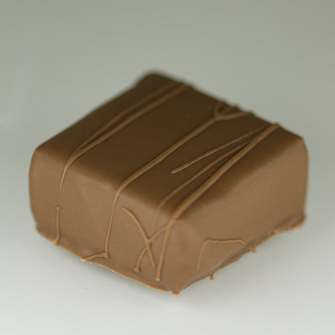 Milk chocolate pure truffle