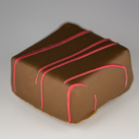 Milk Chocolate Raspberry Truffle - Mouses Chocolates & Coffees