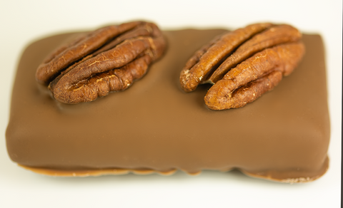 Milk Chocolate Pecan Turtle - Mouses Chocolates & Coffees